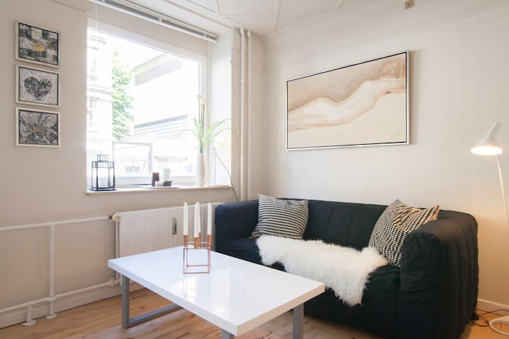 Cozy City Apartment in Frederiksberg - Frederiksberg - Apartmen