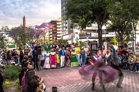 Rinconcito cerca del centro. - Guadalajara - Haus