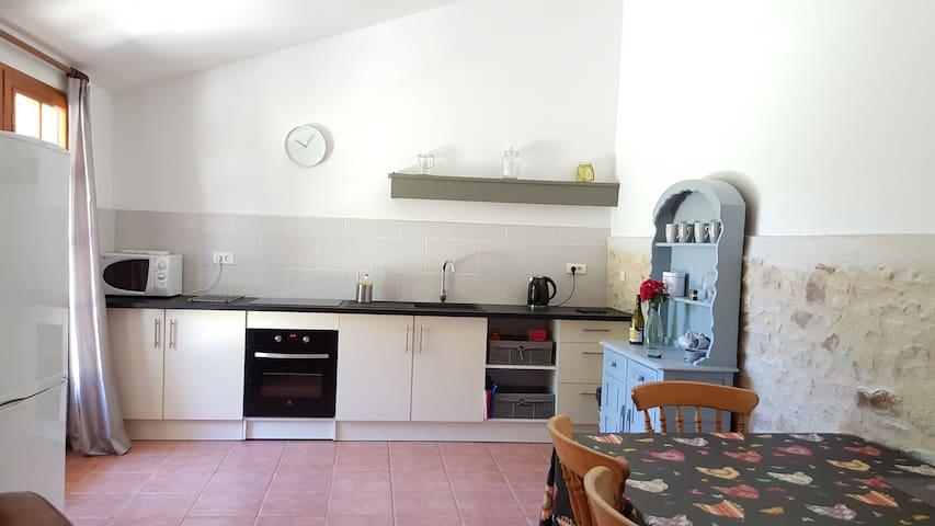Kitchen L'hirondelle Cuisine L'hirondelle
