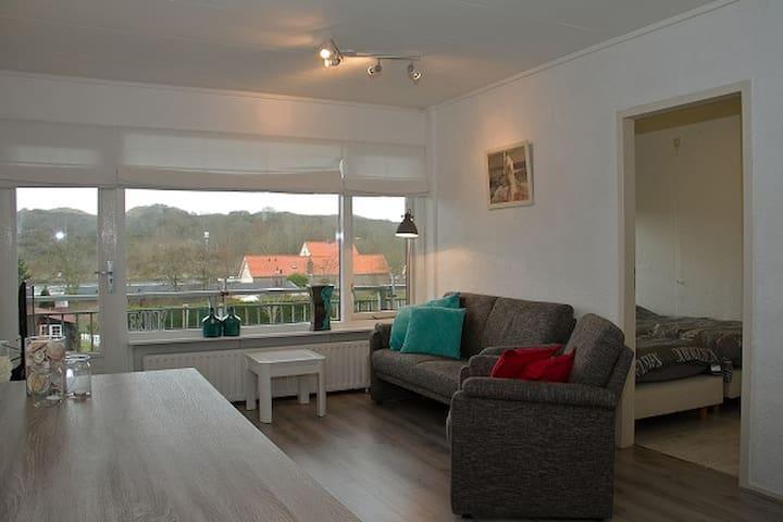 Appartement achter duinen en strand - Koudekerke - Daire