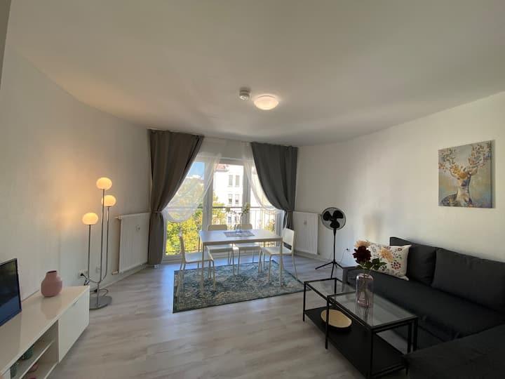 City Apartment am Rhein 4
