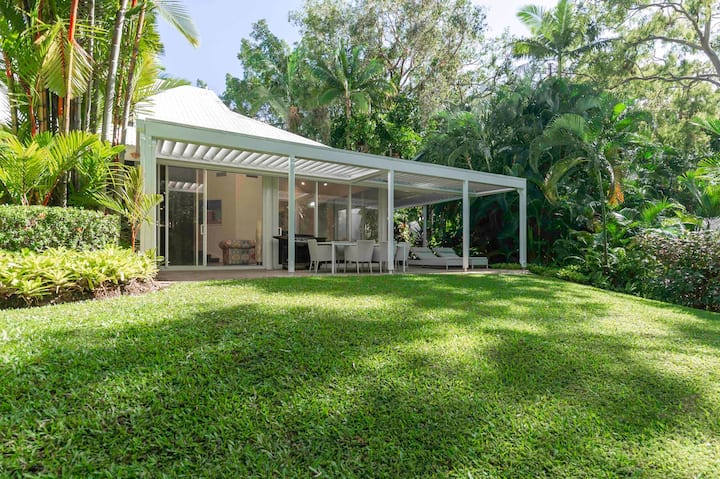 3 Bed. Garden Mirage Villa: Cleaning $ Included.