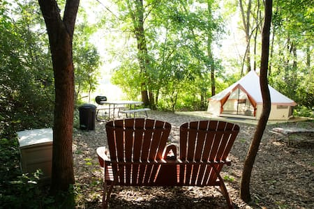 Yurt Style Tent