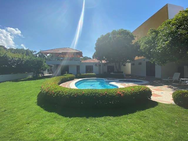 Cabaña/Villa en Playa Mendoza