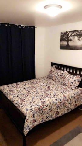 cozy chill private room