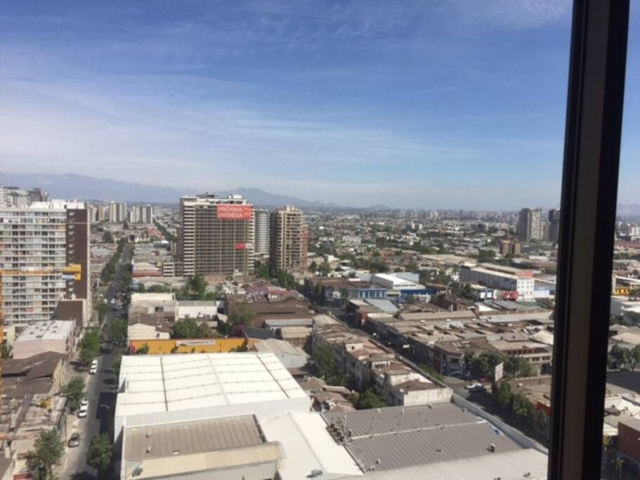 Vista desde el Piso 20 View from the 20th floor