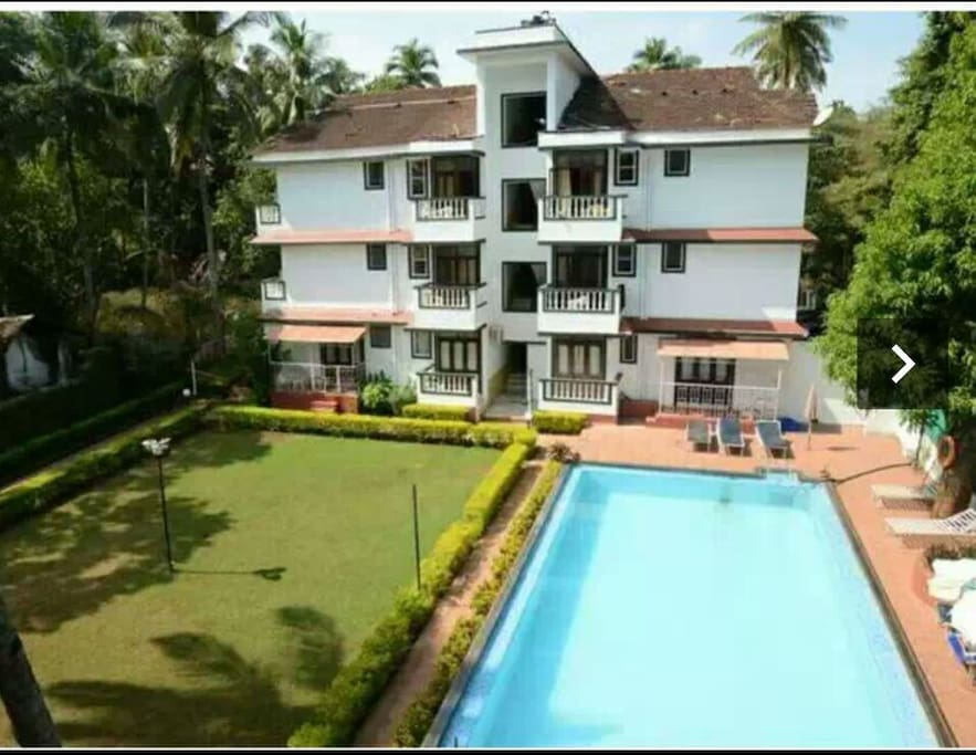Candolim Apartments For Rent