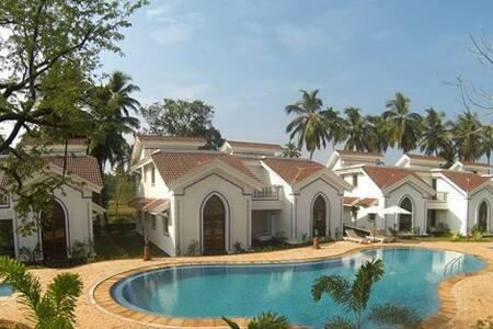 3BHK Luxurious Villa with Pool