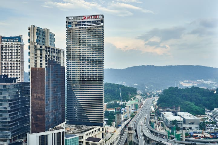 Rent This City-View 1BR Homestay Nestled in Petaling Jaya!