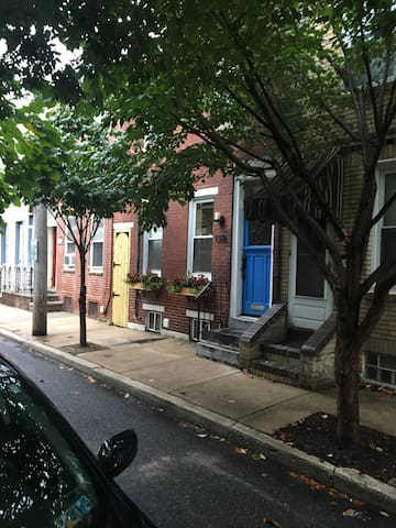 Two Cozy Bedrooms in the Heart of S.Philly!