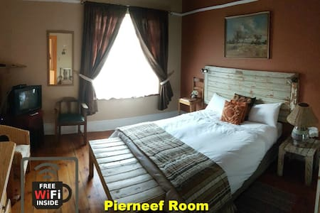 The Pierneef Room @ Purple House B and B