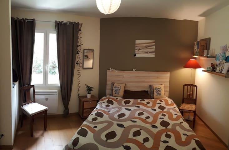 Maison  détente au coeur des vignes