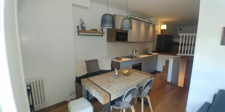 Suite Pila directly on the slopes