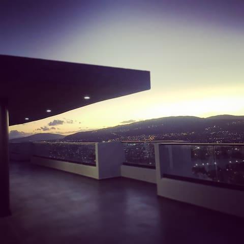 Departamento Vista Espectacular Zona Sur - San Pedro Tlaquepaque - Appartement