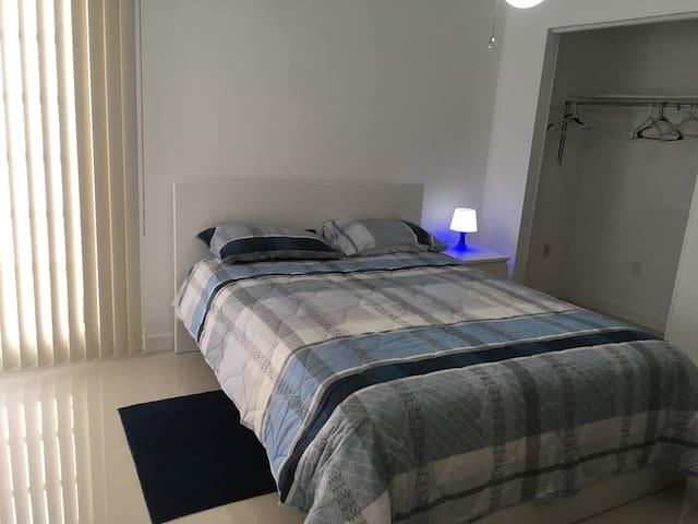 Queen Room comfortable