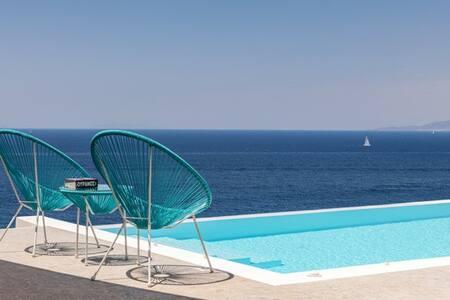 Blue Infinity Villa Mykonos
