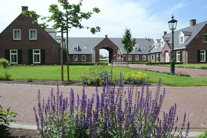 Comfortabel verblijven in Drenthe (Kemphaan)