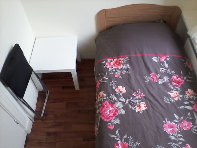 Private room center Haarlem and near Amsterdam !! - Haarlem - Haus