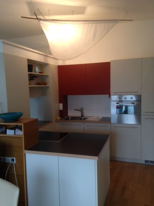 Küche zona cucina