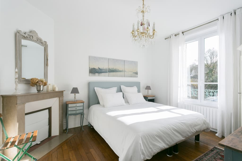 Chambres d 39 h tes villabona bed breakfasts zur miete in for Chambre yvette