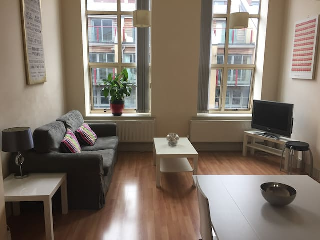 Unique apartment in the city centre