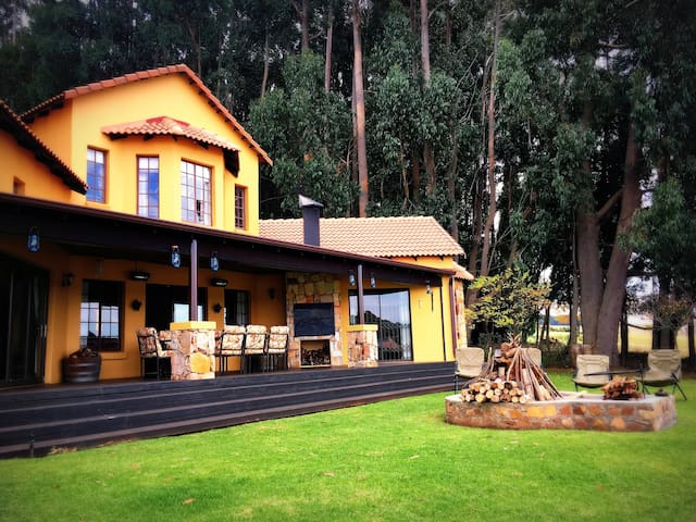 Living Waters Self Catering House