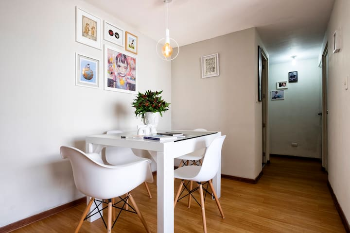 Share apartment - Mirafloresin alue