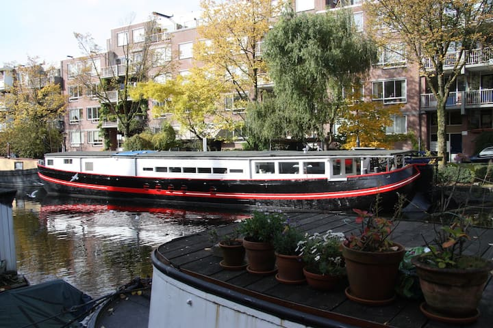 Perfect Family Houseboat - Amsterdam - Boat