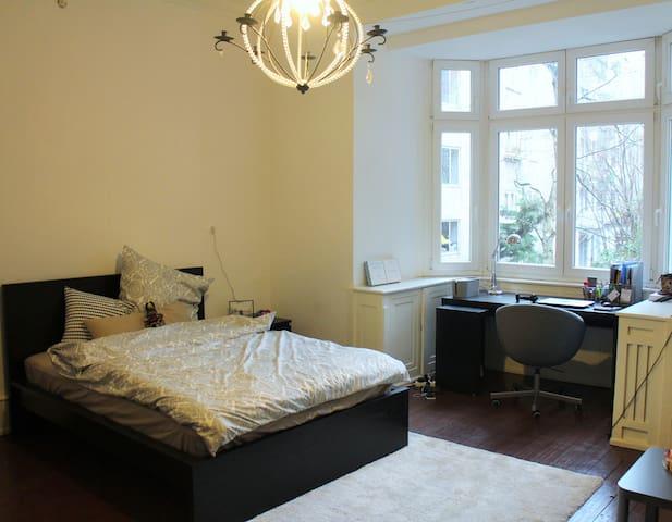 Spacious, Clean, Gorgeous Room in Central Mannheim - Mannheim - Apartament