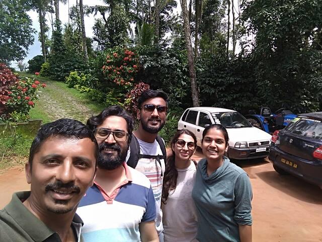 Sathya n buddies  friends forever