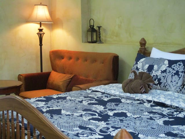 Private room at the heart of Pai