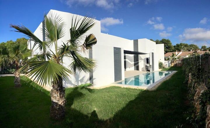 Villa Contemporaine Cala Blanca