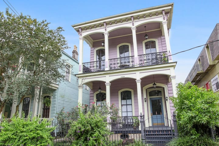 Historic Treme Apt/3 Blocks to French Quarter