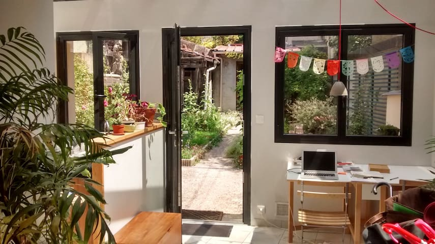 Agréable maison aux portes de Paris - Les Lilas - Casa
