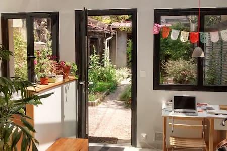 Agréable maison aux portes de Paris - Les Lilas