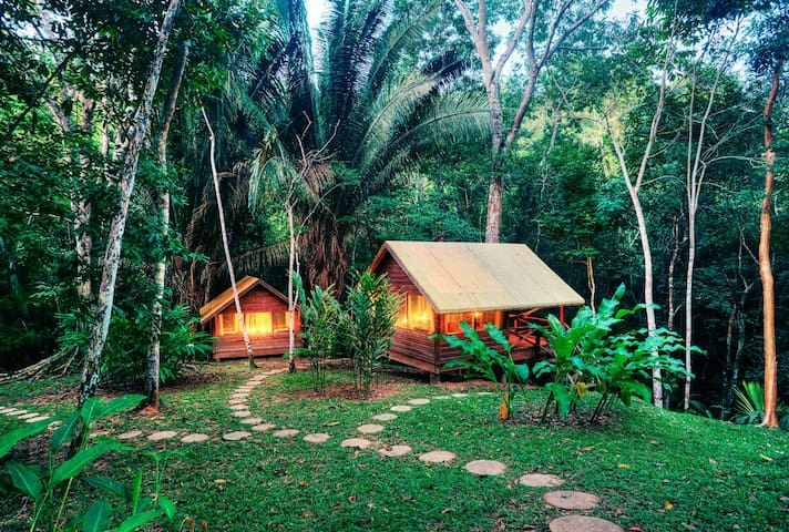 Macal River Jungle Camp - Wildly Civilized