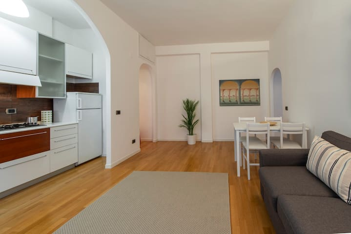 Elegant and Quiet Apt. In Wagner District