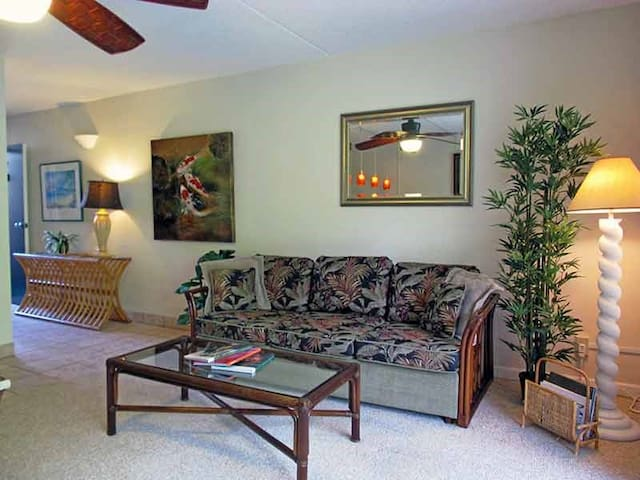 Perfect Maui Retreat 1bd/1b Quiet & Relaxing -272