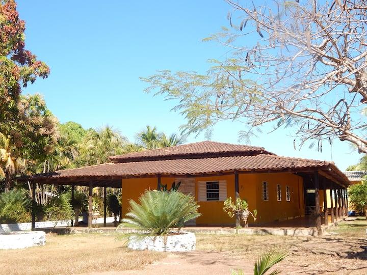 Rancho - Bom Jardim, Nobres MT