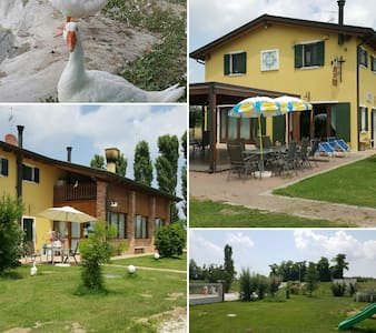 www.countryhousesalome.it - Musile di Piave - Outro