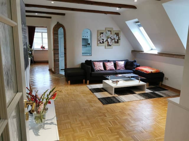 Holm 4 Zimmer Maisonette in Elb nähe bei Wedel
