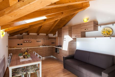 Cozy new apartment close to Lake - Pieve