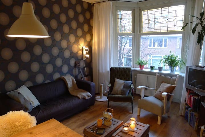 Cosy apartment in a twenties house. - Utrecht - Annat