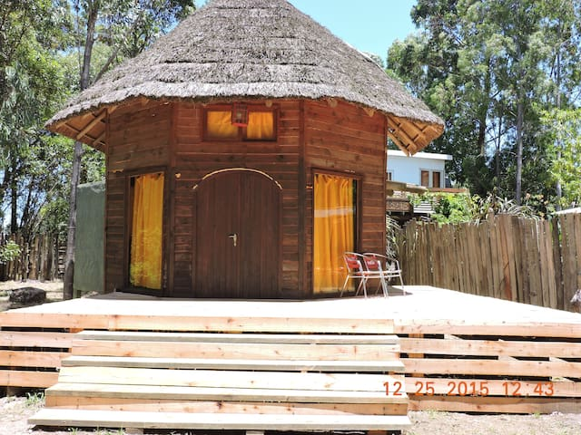 Alquiler casa/cabaña en La Pedrera Uruguay ! - La Pedrera - Σπίτι