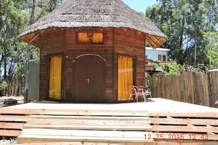 Alquiler casa/cabaña en La Pedrera Uruguay ! - La Pedrera - 独立屋