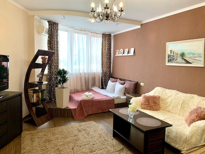 Cozy Studio Korenya 9 (CityCenter)