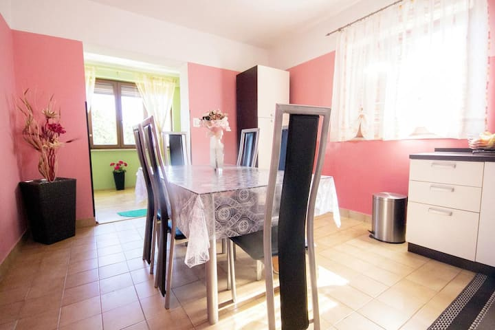 Two bedroom apartment with terrace Poreč (A-7012-a)