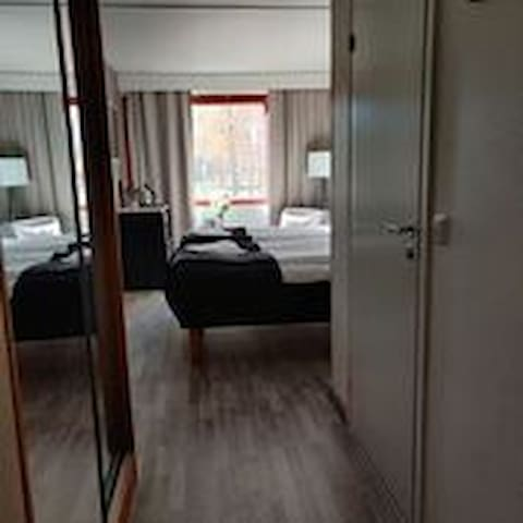 Private rooms at Hotel Ellivuori