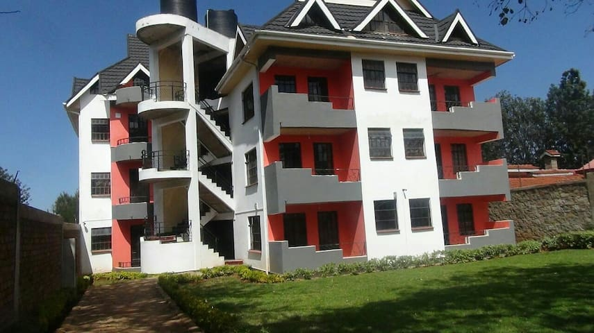 Beautiful Apartments near Mt. Kenya Fairmont, Nki.