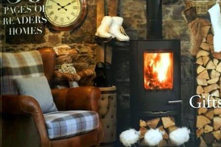 Luxury Modern Cottage in heart of Historic Village - Clarinbridge - 独立屋